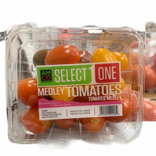 Tomato  Cherry Medley