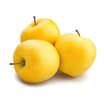 Apple Golden Delicious Bag of 5