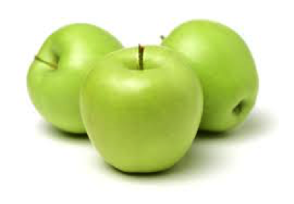 Apple Granny Smith Bag of 5