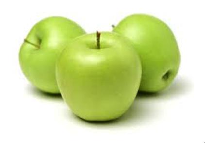 Apple Granny Smith Bag of 5