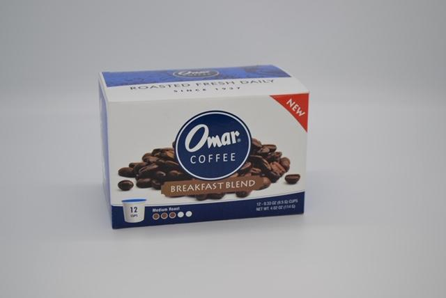 Omar Coffee, Breakfast Blend