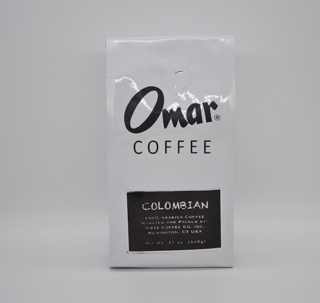 Omar Coffee, Colombian 12oz