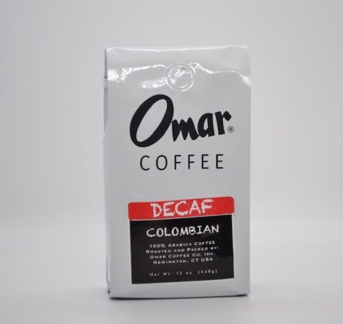 Omar Coffe, Colombian Decaf