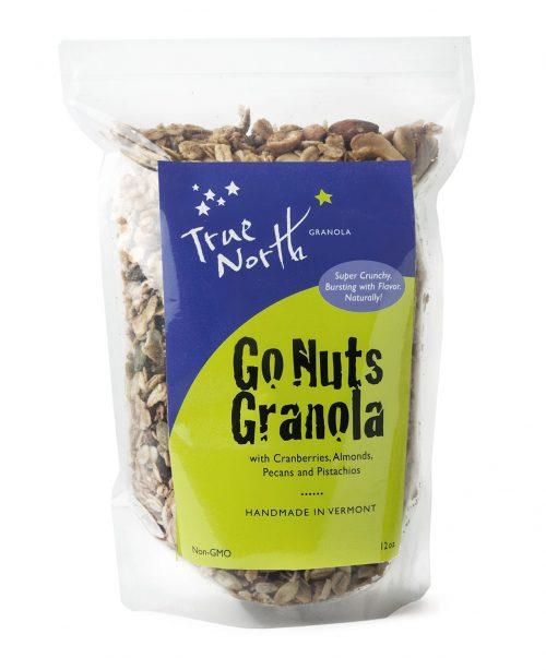 True north, Go Nuts Granola 12oz