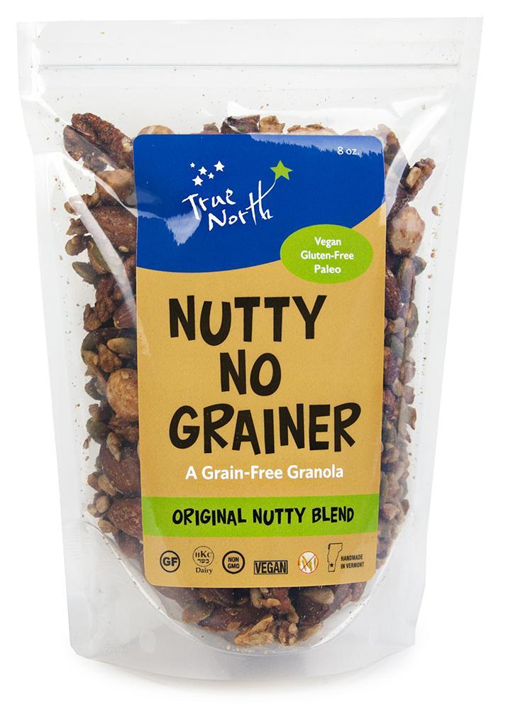 True North, Nutty No Grainer Granola 8oz