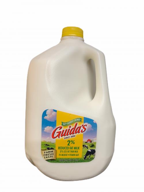 Guida's 2% Gallon
