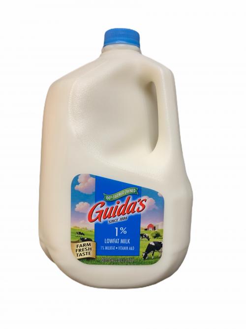 Guida's 1% Gallon