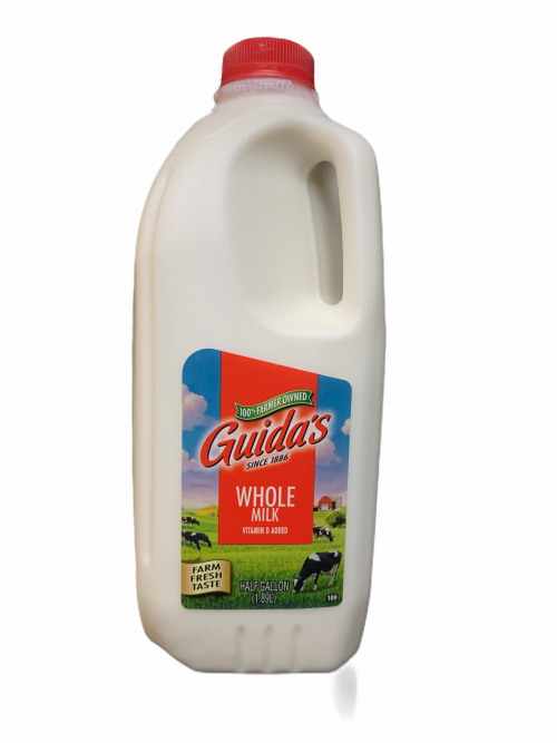Guida's Whole Half Gallon