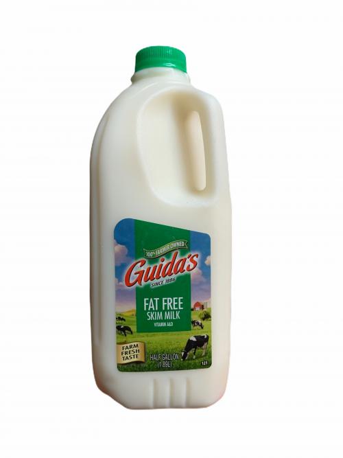 Guida's Skim Half Gallon
