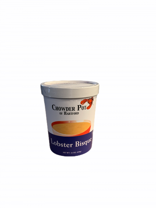 Chowder Pot Soup: Lobster Bisque