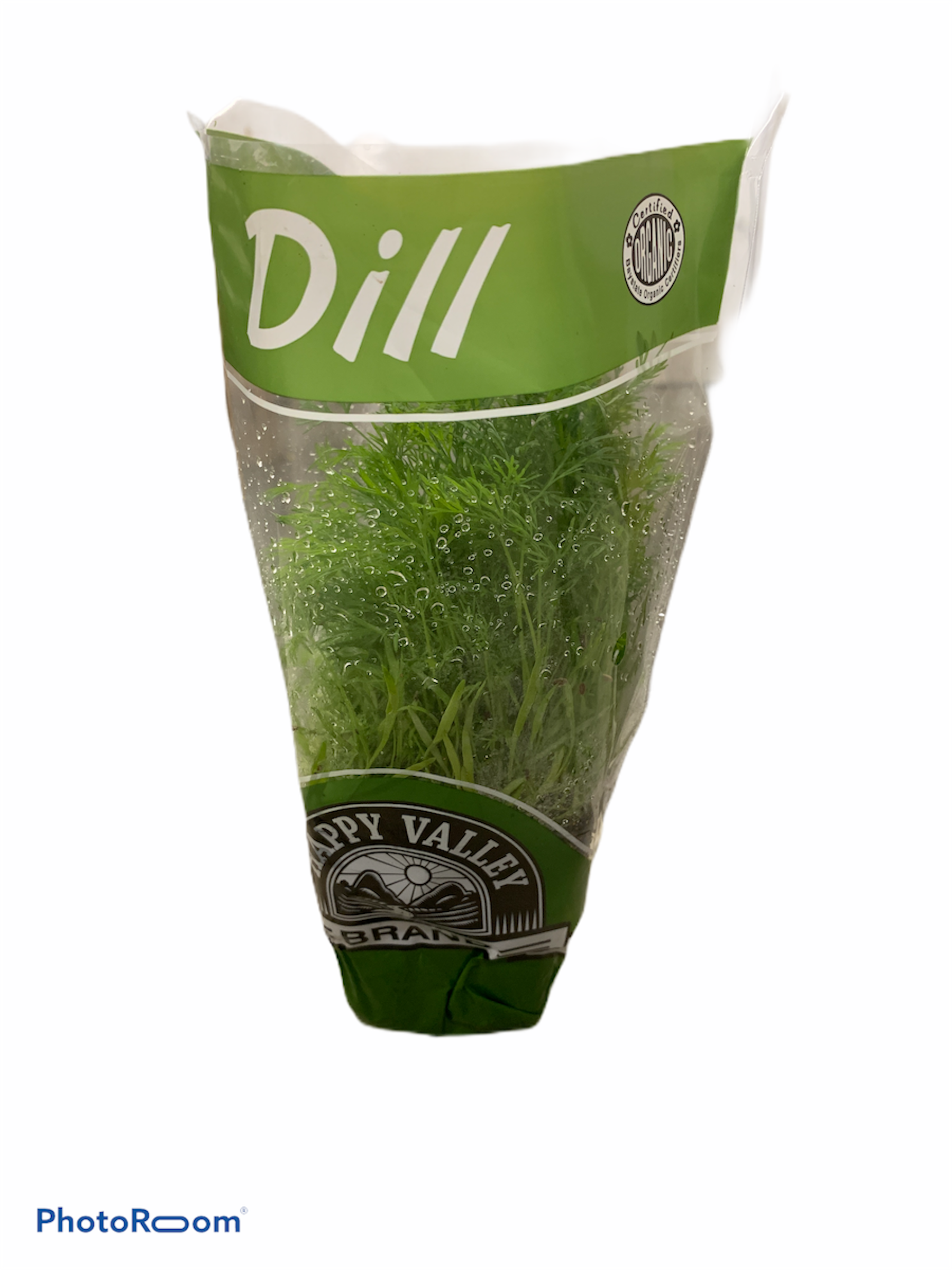 Potted Organic Dill