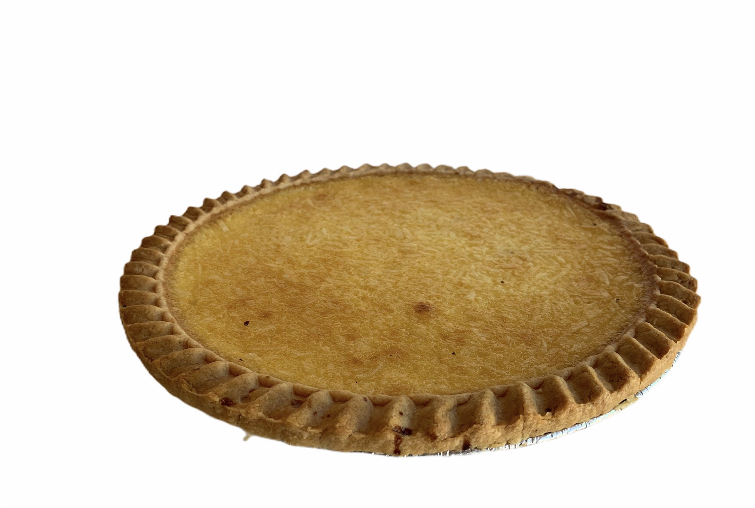 Granny's Pie Coconut Custard
