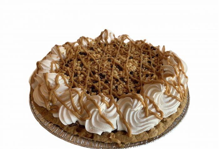 Granny's Pie  Chocolate Peanut Butter