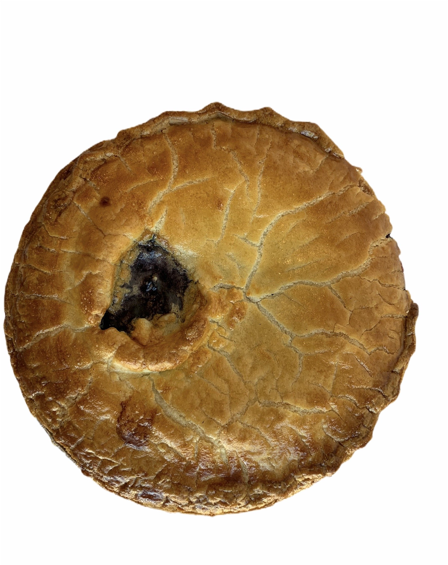 Granny's Blue Berry Pie