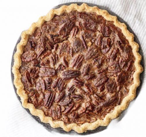 Granny's Pie  pecan