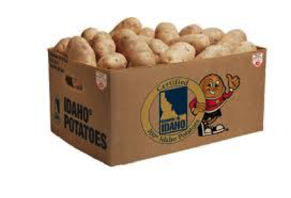 Potato Idaho  5 lbs