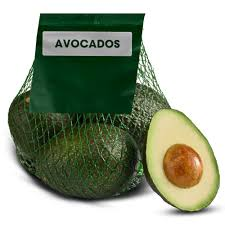 Avocados-Haas  Bag of 4