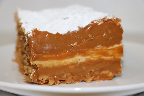 Cake Milhoja