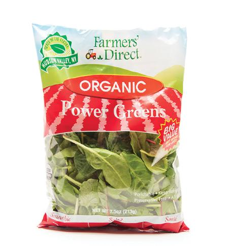 Organic 5 oz Power Greens Farmers Direct